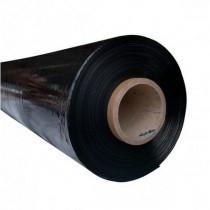 Black mulch UV film 1 m wide