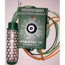 Watermark monitor