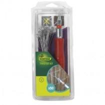 Cleme de fixare Twister Kit