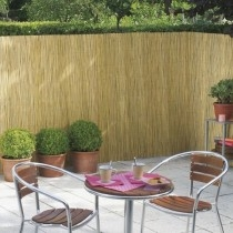 Naturcane privacy fence 80%