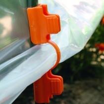 Fixing clamp for mini greenhouse D. 13 mm (10 pcs)