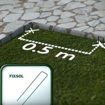 Cleme pentru gazon artificial Fixsol (10 buc)