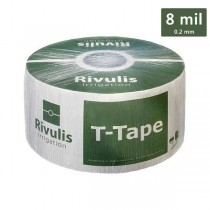 Csepegtető szalag T-Tape 8 mil