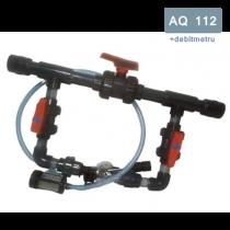 Kit Venturi AQ-112 cu debitmetru