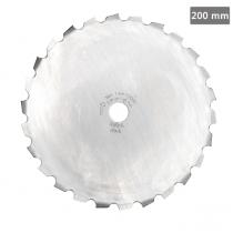 Pânză circulară Husqvarna Scarlett 200 mm