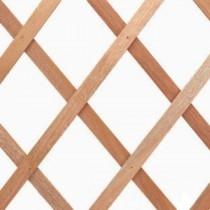 Trafor flexibil din lemn pin Trelliwood 1 x 2 m
