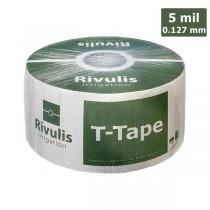 Bandă de picurare T-tape 5 mil