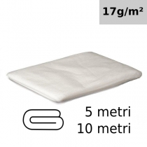 Folie microporoasă (17g/m²)