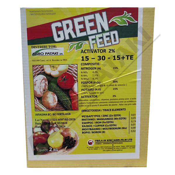 Green Feed Energy 15-30-15+TE