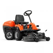 Husqvarna R115C - tractor tuns gazon + masă de taiere COMBI 94