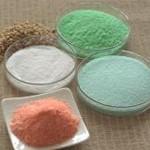 Water solubile fertilizers