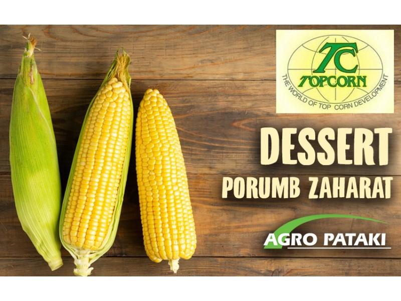Tehnologie de cultură pentru sortimentul de porumb zaharat Dessert