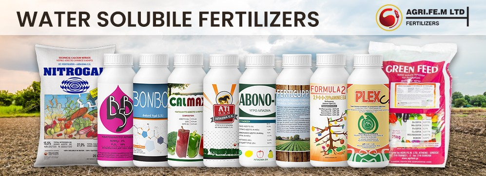 Water Solubile Fertilizers